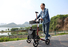 aluminum rollator forearm bag OEM rollator walker HCT Medical