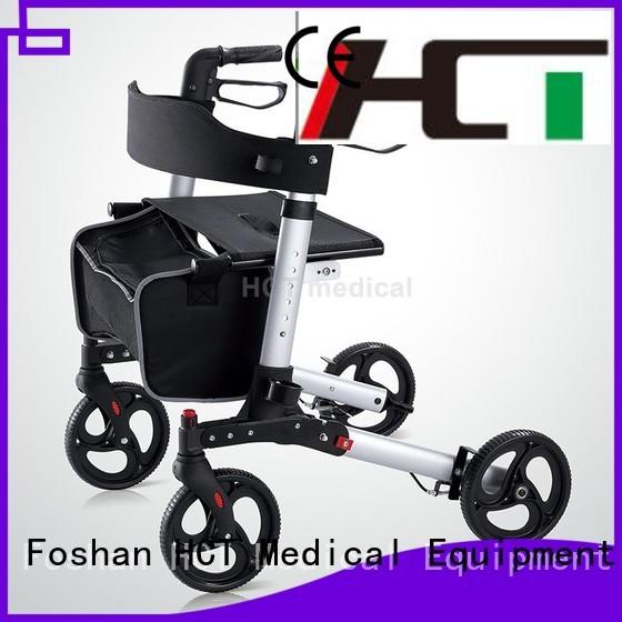 aluminum rollator euro rollator walker transfer company