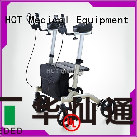folding rollator walker foldable HCT Medical company