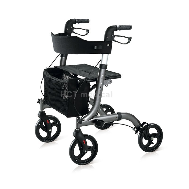 Knocked-Down Rollator HCT-9123