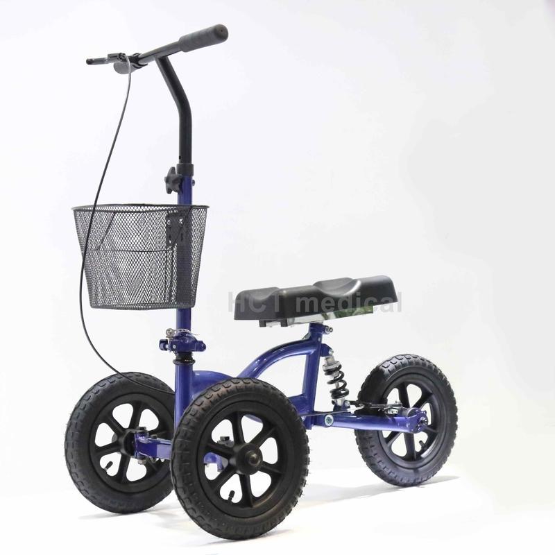 All Terrain Knee scooter Walker HCT-9129