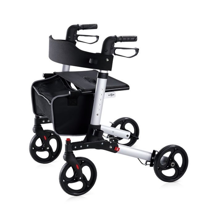 Rollator Walker with Seat and Basket HCT-9226