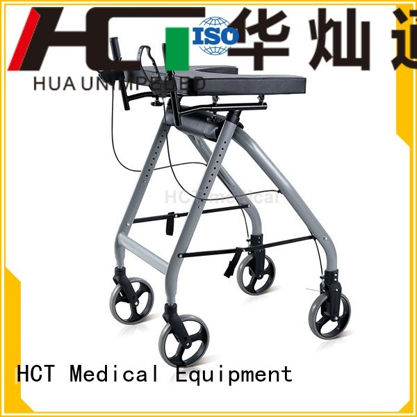 HCT Medical Brand rollator chair patent aluminum rollator