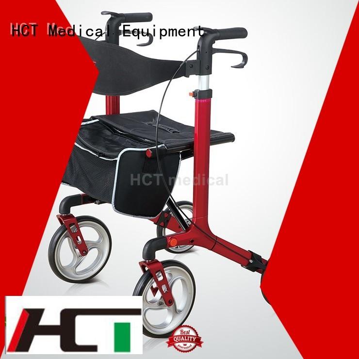Quality HCT Medical Brand aluminum rollator adult