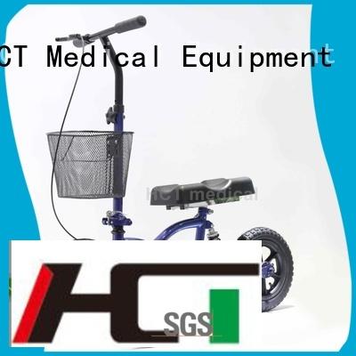terrain walker ambulate knee walker knee HCT Medical company