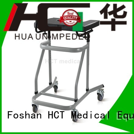 chair patent articulated HCT Medical Brand rollator walker