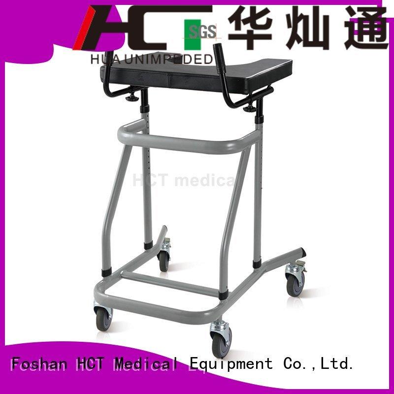 Wholesale transport aluminum rollator HCT Medical Brand