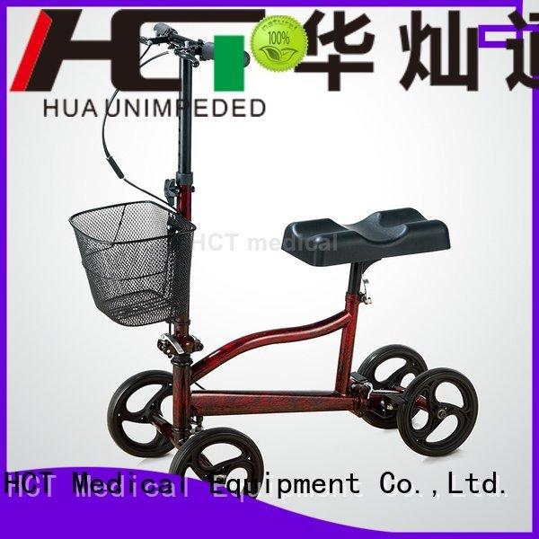 HCT Medical knee knee walker scooter walker
