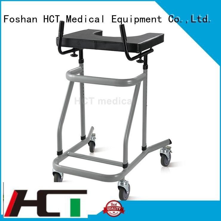 knockeddown function forearm rollator walker HCT Medical Brand company