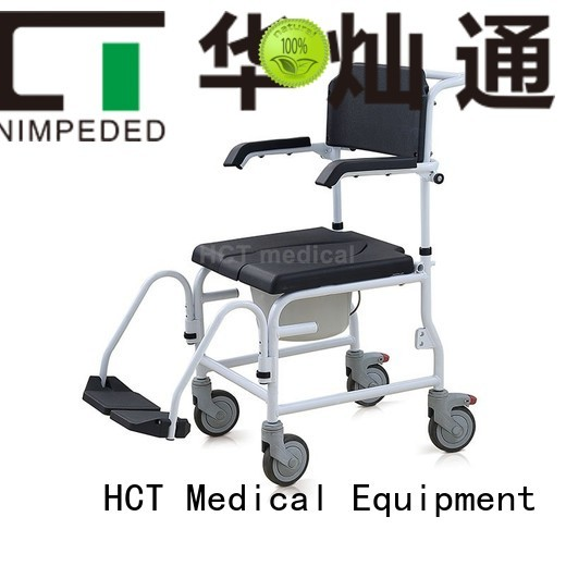 Hot commode toilet chair chair HCT Medical Brand