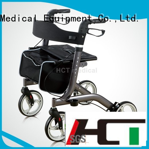HCT Medical Brand functional steel custom aluminum rollator