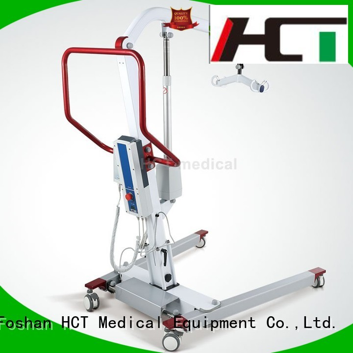 HCT Medical Brand aluminium lifter mechanical lift for patients electric