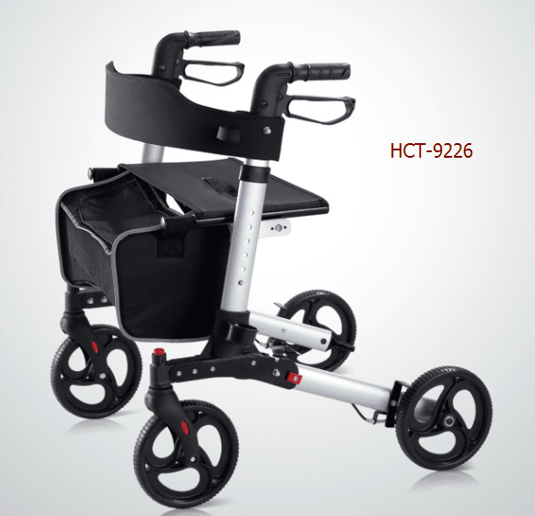 2000pcs HCT-9226 foldable rollator mobility aids walking aids on line