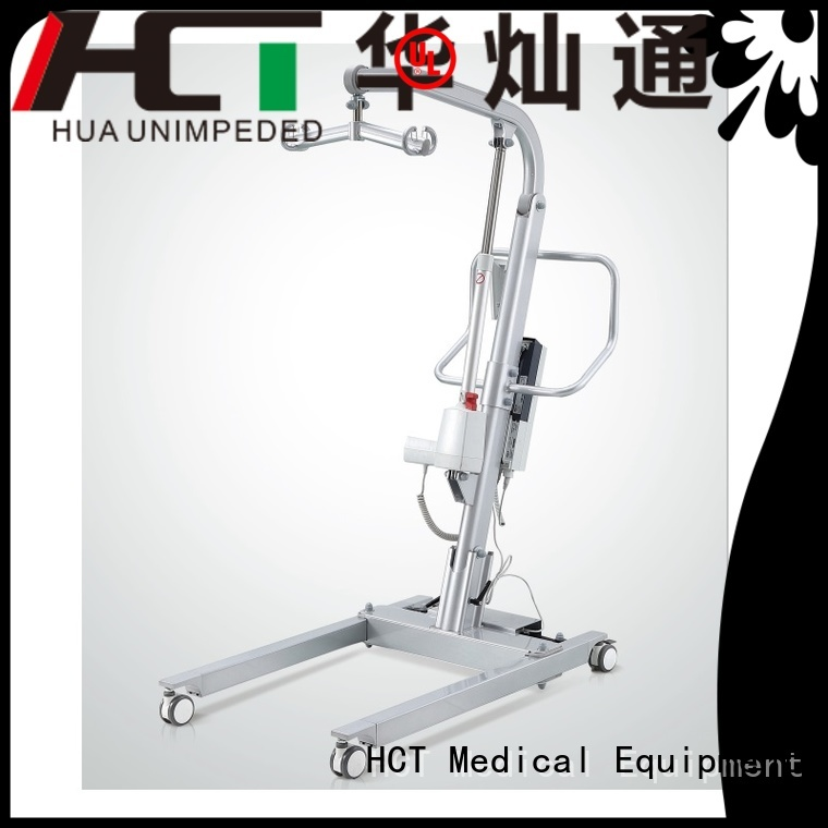 mechanical lift for patients electric patient lifter HCT Medical Brand