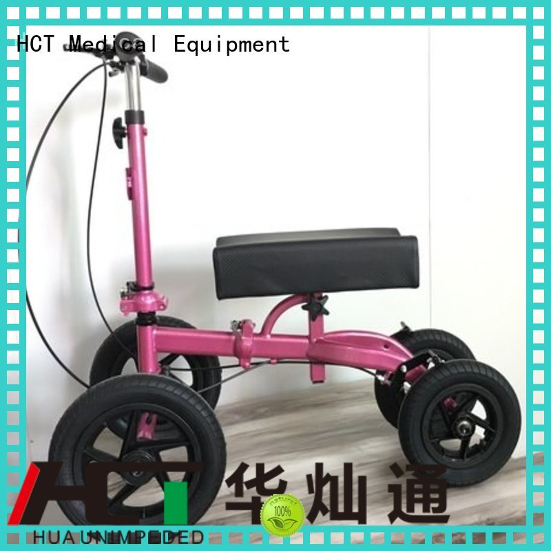 ambulate knee walker walker steel knee walker scooter all company