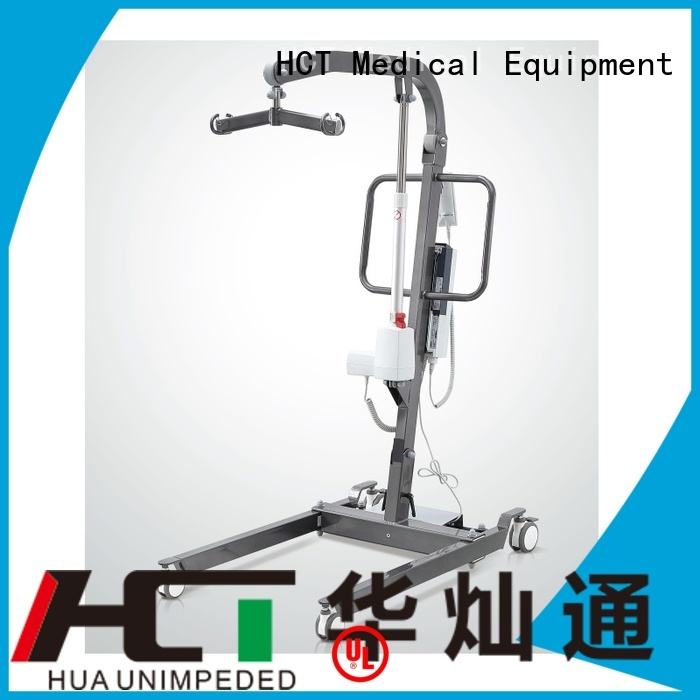 electric lifter patient HCT Medical Brand mechanical lift for patients factory