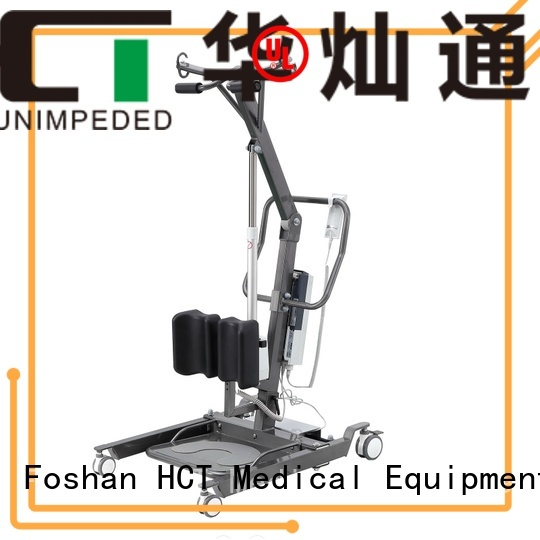 electric patient lifter aluminium patient lifter HCT Medical